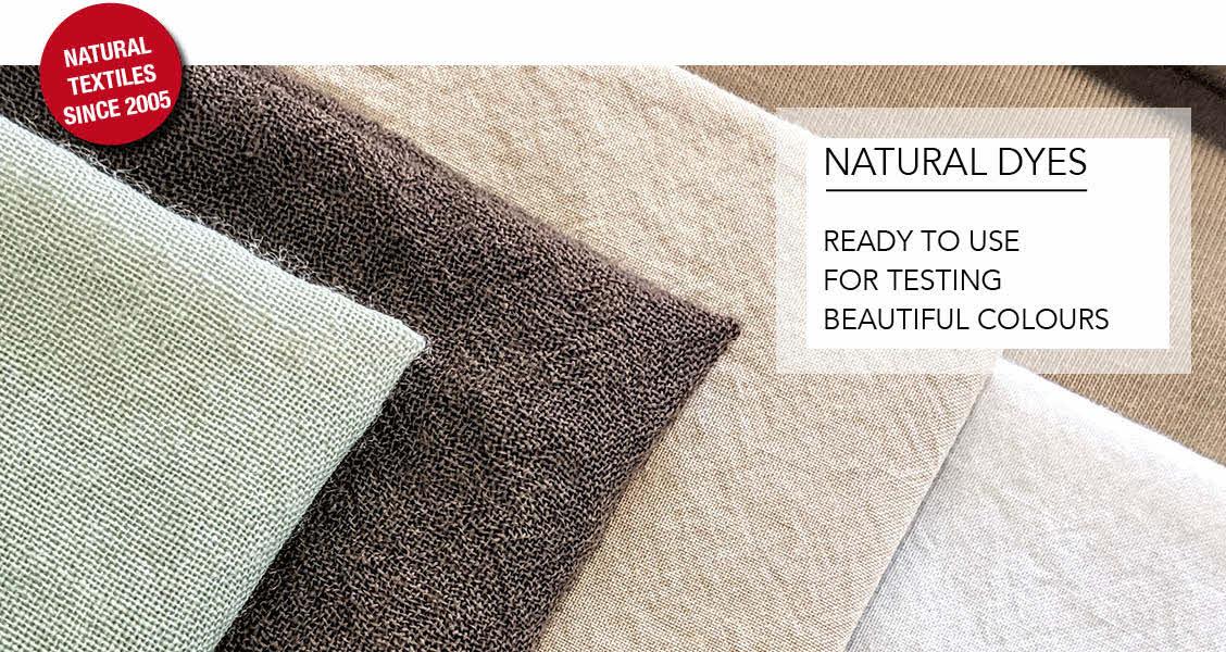 Ecological Textiles Sustainable Fabrics