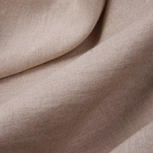 Plain organic linen