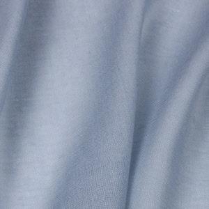 Wol Mousseline geverfd met wede (Isatis 1%)