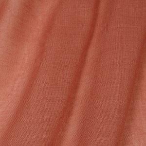 Mousseline van wol geverfd met meekrap (Rubia 5%)