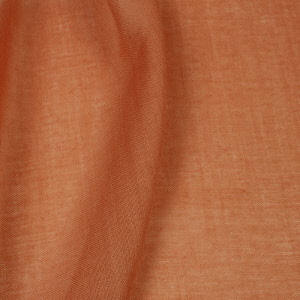 Wool Mousseline dyed with Rubia 5% and Reseda 5%