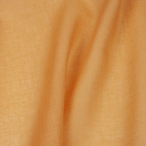 Wool Mousseline dyed with Rubia 1% + Reseda 5%