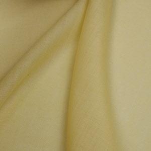 Mousseline van wol geverfd met Reseda 1%