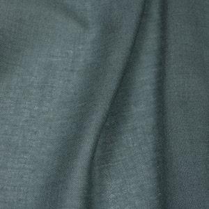 Wol Mousseline geverfd met Reseda 3% + Isatis 10%